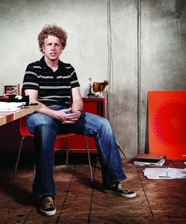 Creatives 2009: Andrew Keller