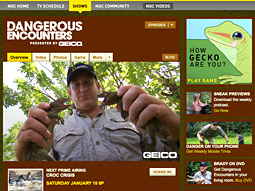 Geico to Sponsor Two Nat Geo Channel Shows