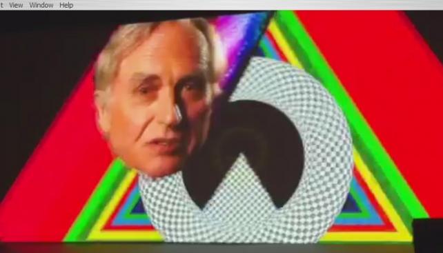 Evolutionary Biologist Richard Dawkins Opens Saatchi's 23rd Annual New Directors Showcase