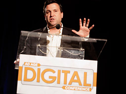 Photos From the Ad Age Digital Conference, Day 1