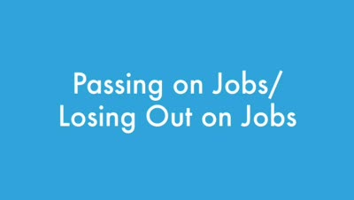 2009 Directors Roundtable Video Excerpt: Passing and Losing Jobs