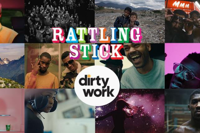 Rattling Stick launches Dirty Work emerging talent roster, Stink signs Golden Wolf and more
