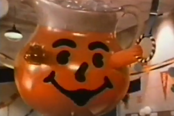 Rewind: Oh Yeah! This Was Kool-Aid Man Back in the Day
