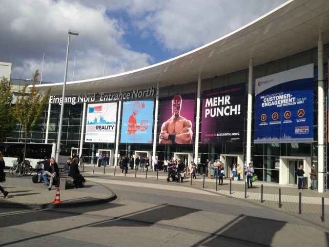 Just What Is Dmexco and Why Was the Entire Ad Business in Germany This Week?