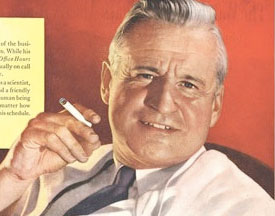 Rewind: 1949 Cigarette Spot Declares 'Doctors Smoke Camels'