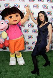 Dora the Explorer Finds Herself in High Demand