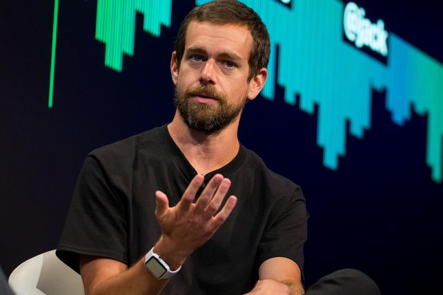 Jack Dorsey, co-founder and chief executive officer of Twitter Inc.