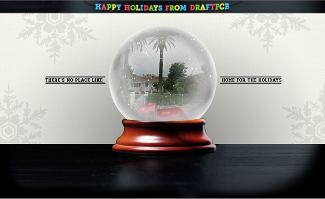The Agency Holiday Card That Just Won't Go Away