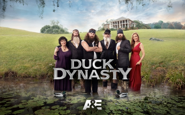 A&E was an early Amplify user, but has run just one campaign, around 'Duck Dynasty.'
