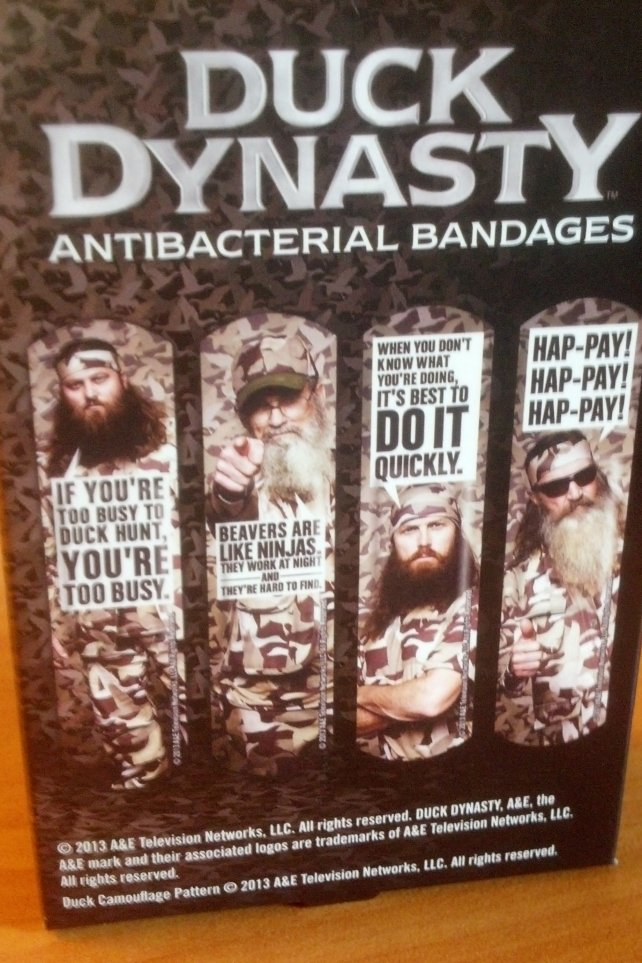 'Duck Dynasty'-Licensed Lines Hatching at Walmart