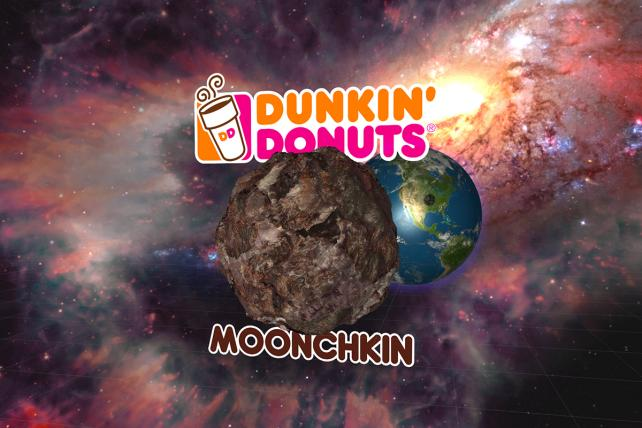 Donut even think of eclipsing Dunkin'