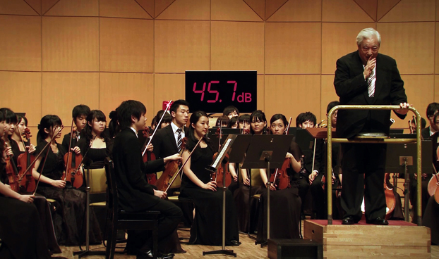 Electrolux Shows Off Quiet Vacuum With a Super-Quiet Concert