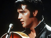 At Least Elvis Can't Get Caught Smoking Pot