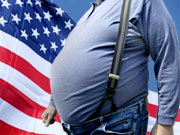 U.S. Population Weighs in as the World's Most Obese