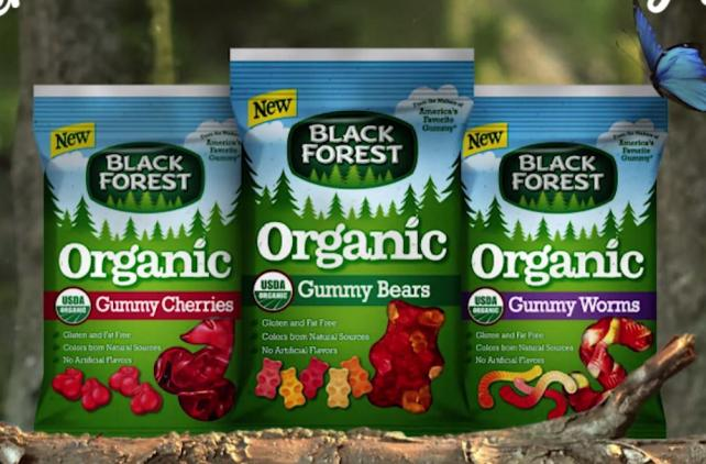 Ferrara Puts Organic Gummy Bears and Data at Center of Its Growth Strategy