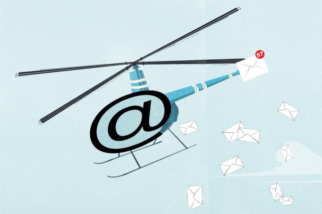 Marketers teach old email new tricks