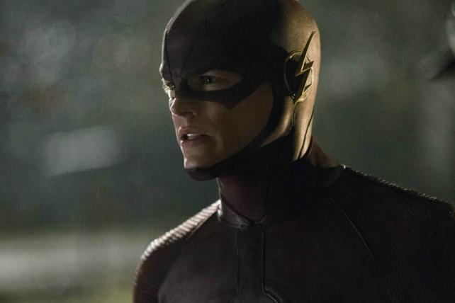 The CW's 'The Flash' is one of TV's most 'shared' series.