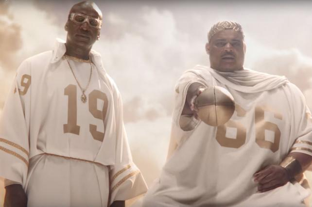 The Football Gods Punish Puny Mortals in New Fox Sports Campaign