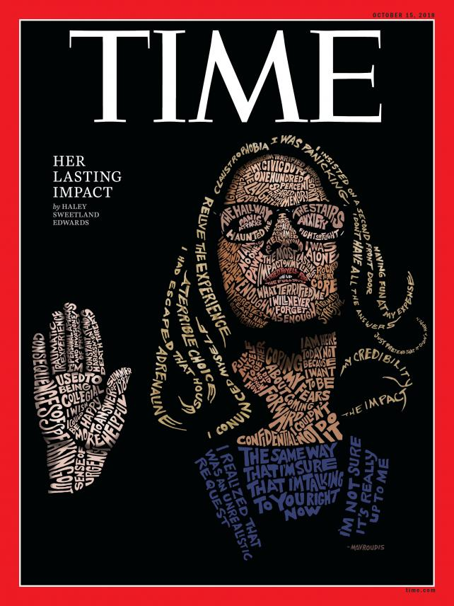 Image result for CHRISTINE BLASEY FORD LASTING IMPACT
