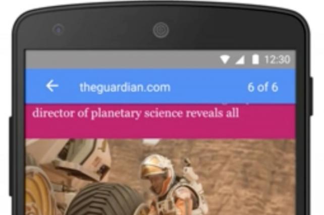 AMP Articles Get Prime Real Estate in Google News