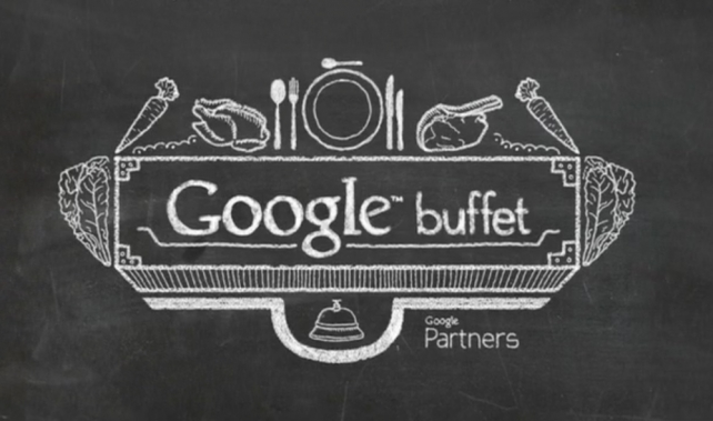Google Offers to Share its Lunch Buffet with its Agency Partners