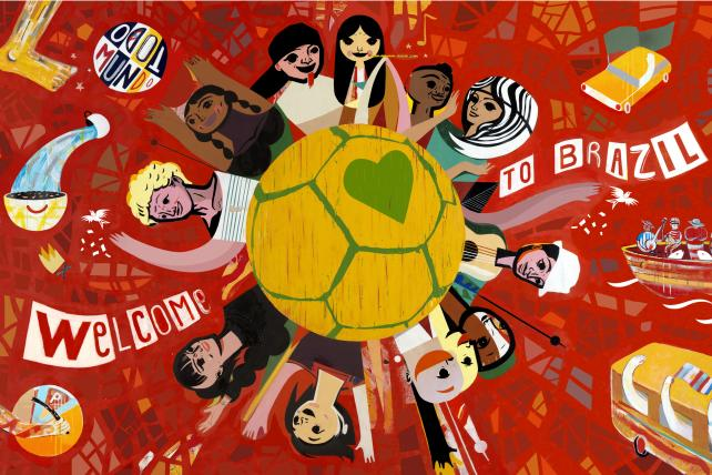 Coca-Cola's World Cup campaign launched in 170 markets.