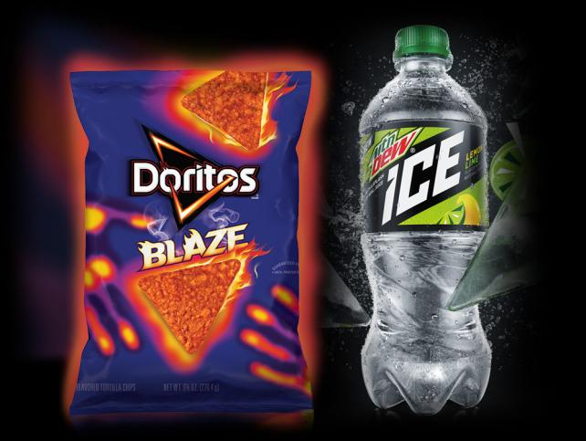 doritos and mtn dew plugged in super bowl ads special super bowl