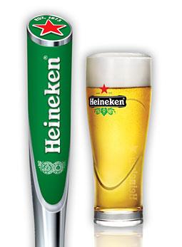 Heineken Marketing Push To Focus On Draft Beer News Ad Age