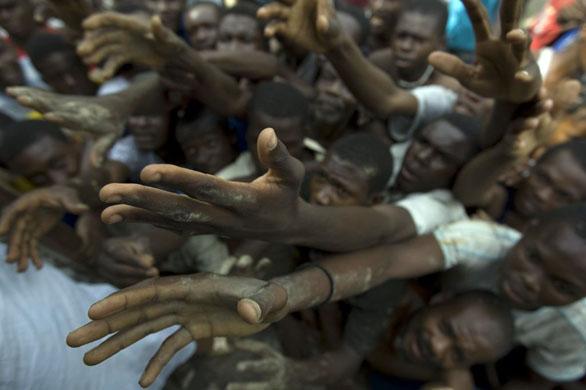 Helping Haiti: Byte By Byte
