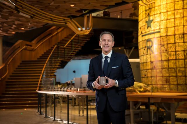 Tuesday Wake-Up Call: Howard Schultz 2020? Plus, Apple's dissing Facebook again
