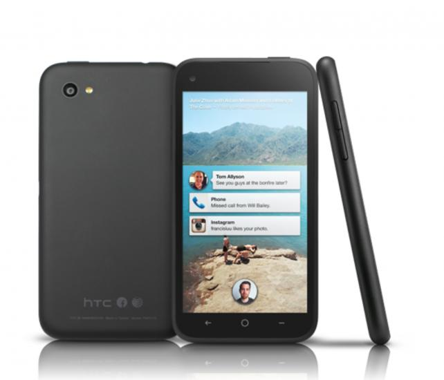 The First phone was built with hardware partner HTC.