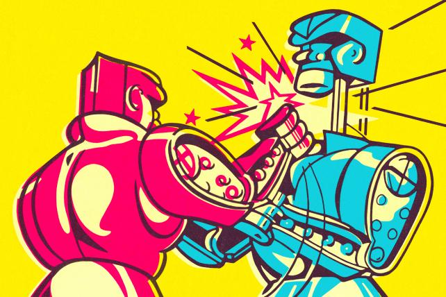 Opinion: The coming clash of the martech titans