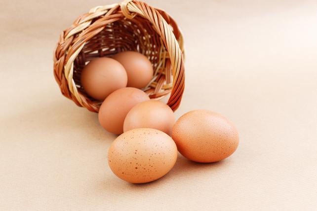 Eggs - Stock image