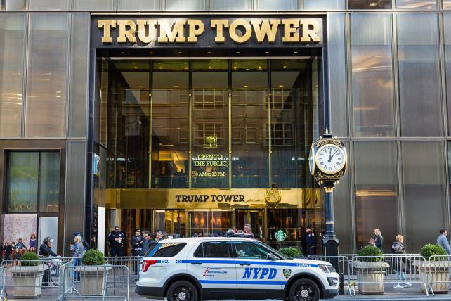 Bargain! You Can Rent a Trump Tower 1BR for $5,250/mo. (Now 30% Off!)