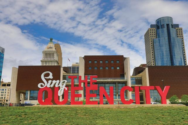 Sing the Queen City (