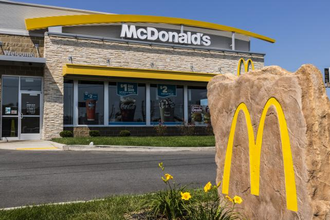 McDonald's franchisees to corporate: We're not going to take it