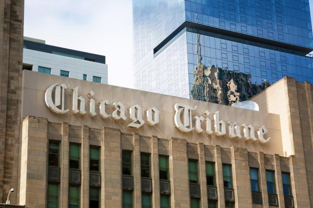 Tribune Publishing is said to reject McClatchy takeover bid
