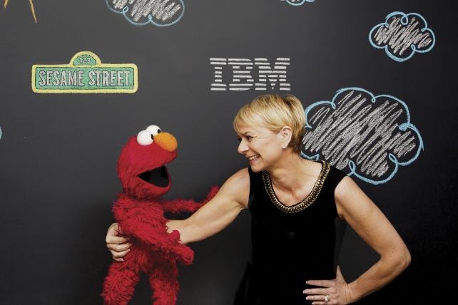 IBM'S Watson gives an assist to veteran kids' brand