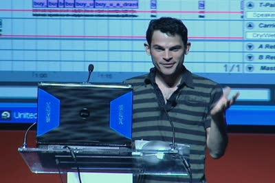 Video from IDEA '08: DJ Earworm