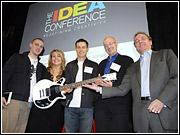 Photo Page: Idea Conference in Manhattan