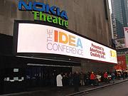 Blogging the Idea Conference