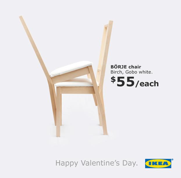 IKEA: Happy Valentine's Day