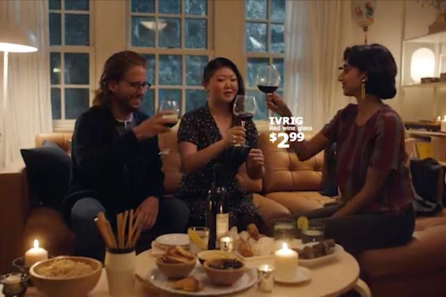 Ikea takes a diverse look at the holidays in new campaign