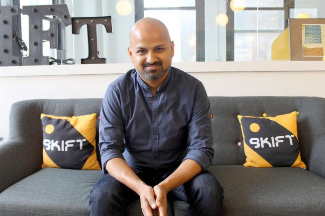 Ad Lib: Skift Founder Rafat Ali on the State of Travel--and the Media--in 2018