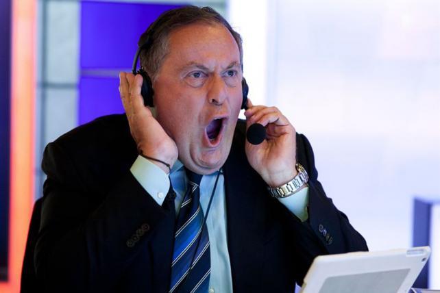 Telemundo soccer announcer Andres Cantor, known for his 'Goooooaaaaaaal' calls.