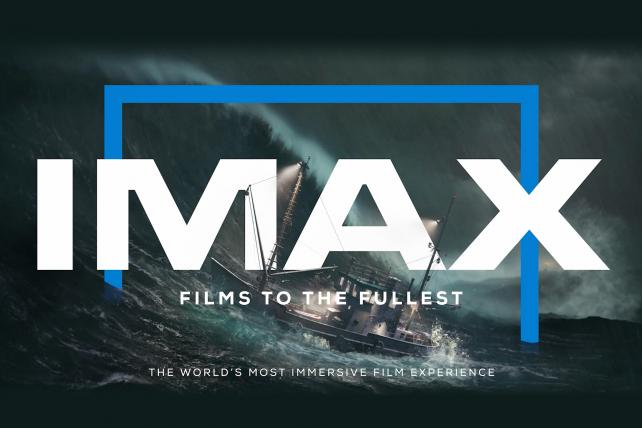 Coming to a theater near you: Imax's first work from TBWA/Chiat/Day