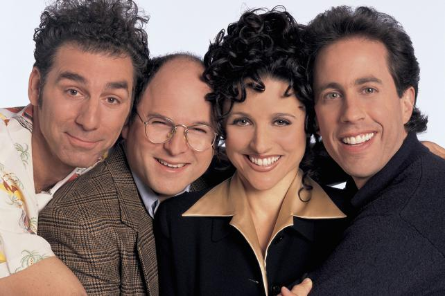 If I knew then what I know now ... I'd listen to my inner Seinfeld