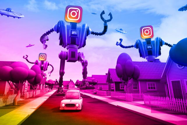 Detecting instagram bots wont stop the epidemic digitalnext ad age ccuart Images