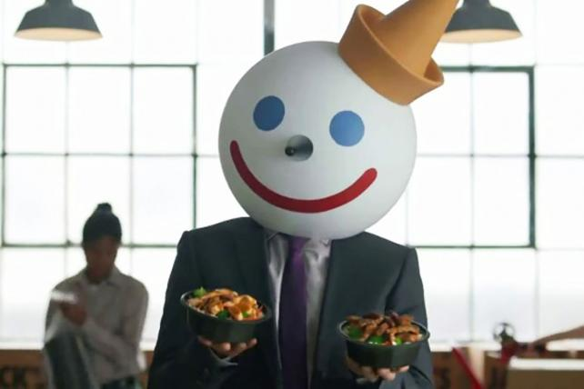Watch the newest ads on TV from Jack in the Box, Duracell, Google and more