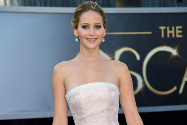 Jennifer Lawrence in 2013